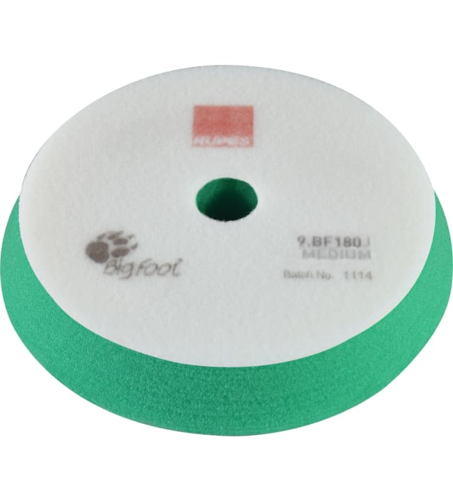 Rupes medium 180mm kiillotustyyny, 2kpl / pakkaus