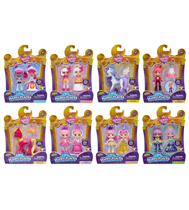 Shopkins Happy Places S8 nukke