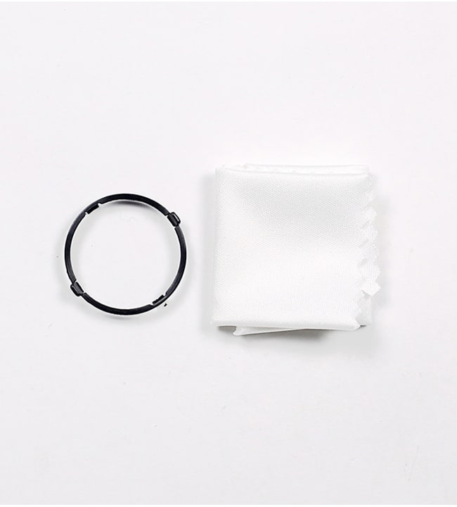 Yuneec CGO3/CGO3+ UV-suodin läpinäkyvä