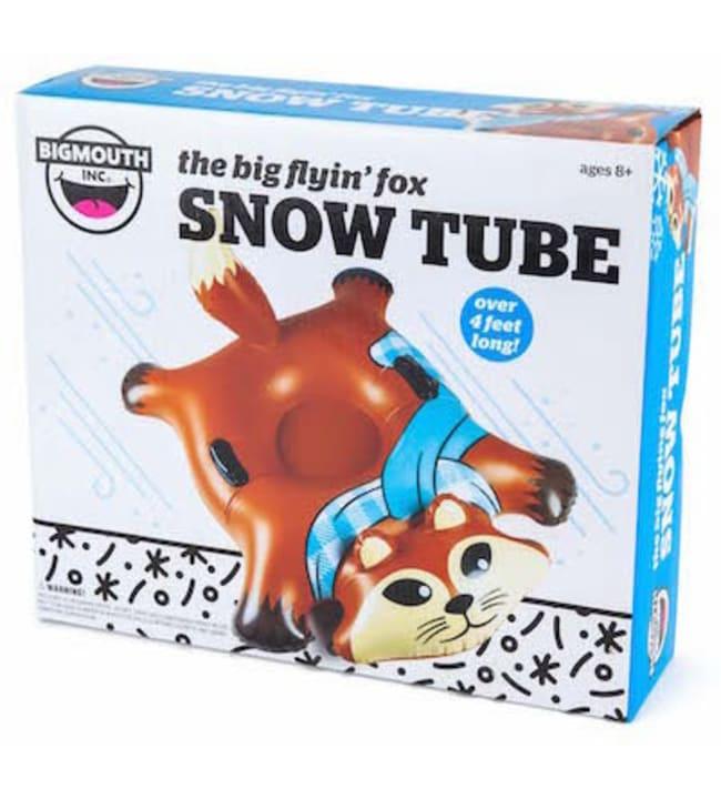 BigMouth The Big Flyin´Fox Snow Tube liukuri