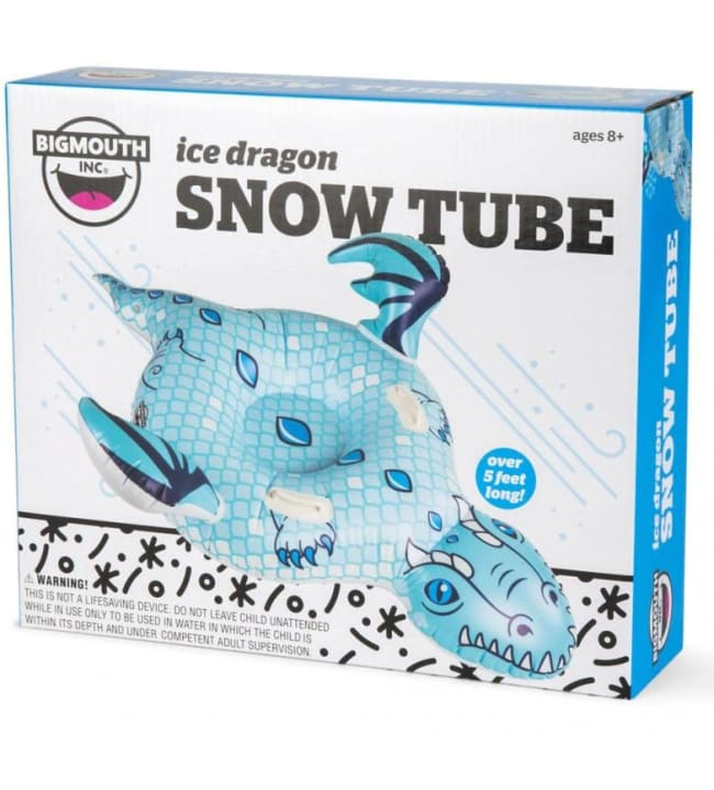 BigMouth Ice Dragon Snow Tube liukuri