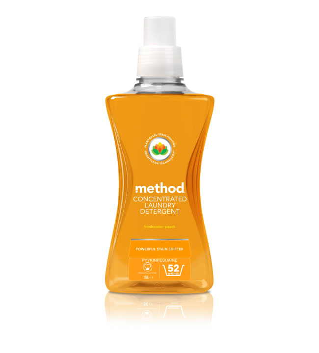Method Freshwater Peach 1560 ml pyykinpesuaine
