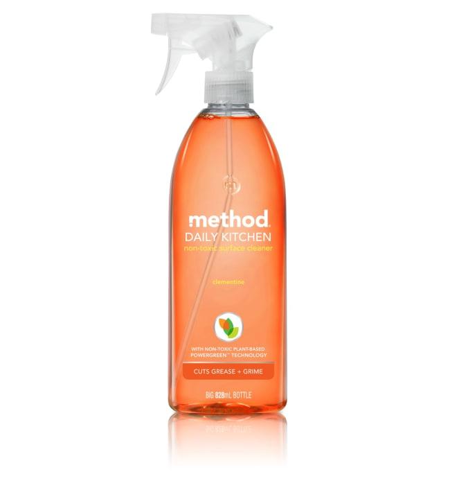 Method Klementiini 828 ml keittiön puhdistussuihke