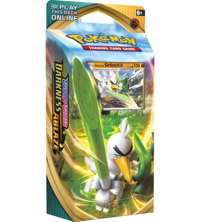 Pokemon Sword & Shield Darkness Ablaze -teemapakka
