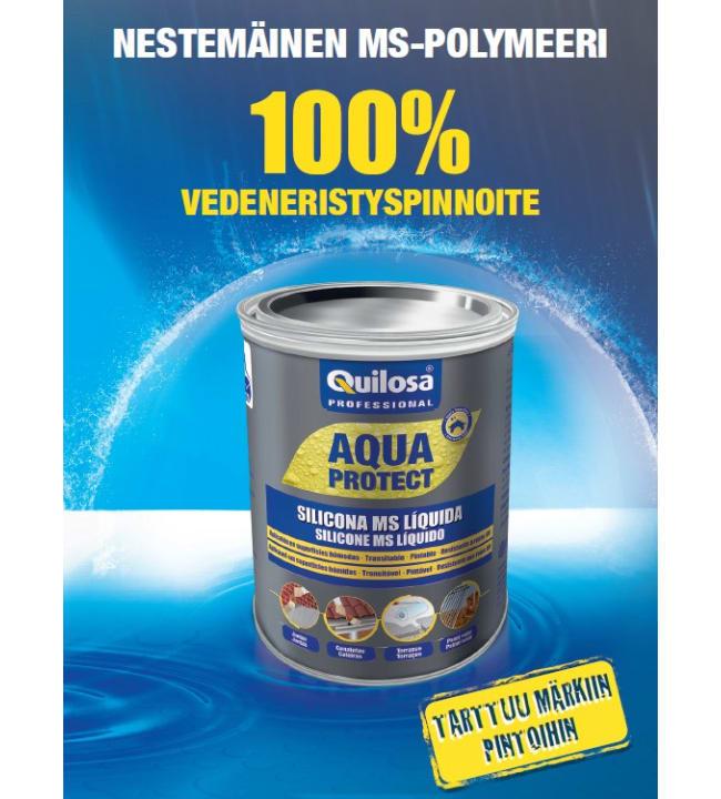 Aqua Protect 1kg nestemäinen MS-polymeeri