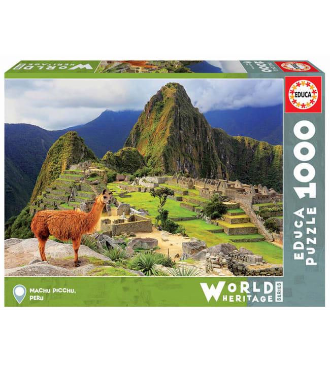 Educa Machu Picchu Peru 1000p palapeli