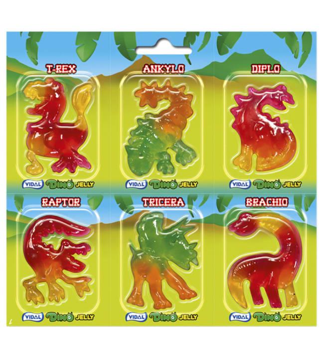 Vidal Dino Jelly 66 g viinikumimakeinen