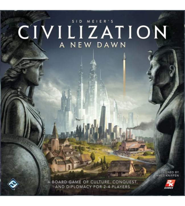 Sid Meier's Civilization A New Dawn (englanninkielinen)