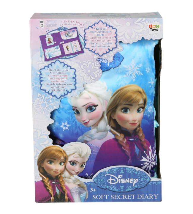 Frozen salainen päiväkirja