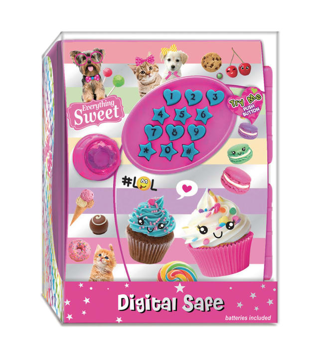 Hot Focus Digital Safe kassakaappi