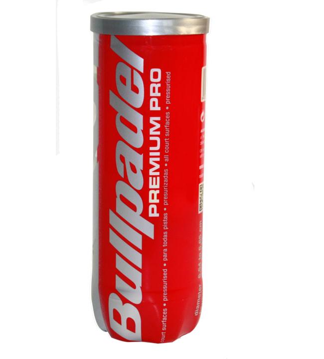 Bullpadel Premium Pro padelpallo 3kpl
