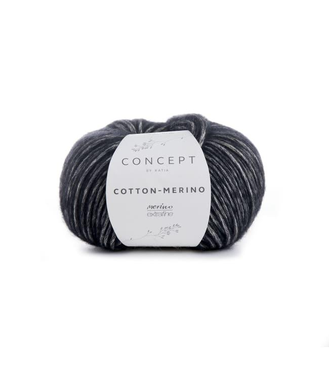 Katia Cotton-Merino 50 g lanka
