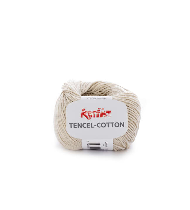 Katia Tencel-Cotton 50 g lanka