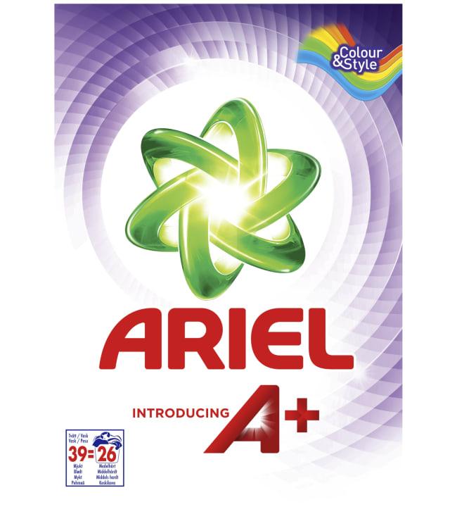 Ariel Color 1,092 kg pyykinpesujauhe