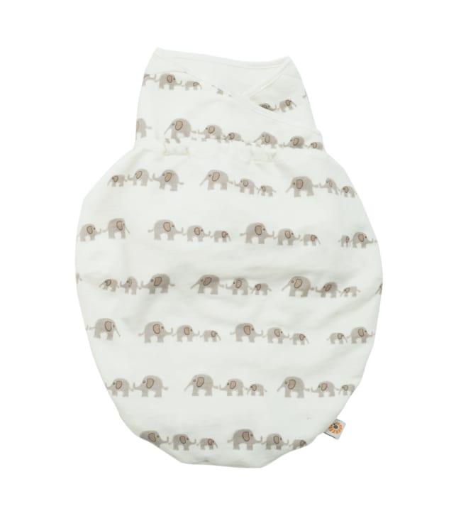 Ergobaby Swaddler Elephant unipussi