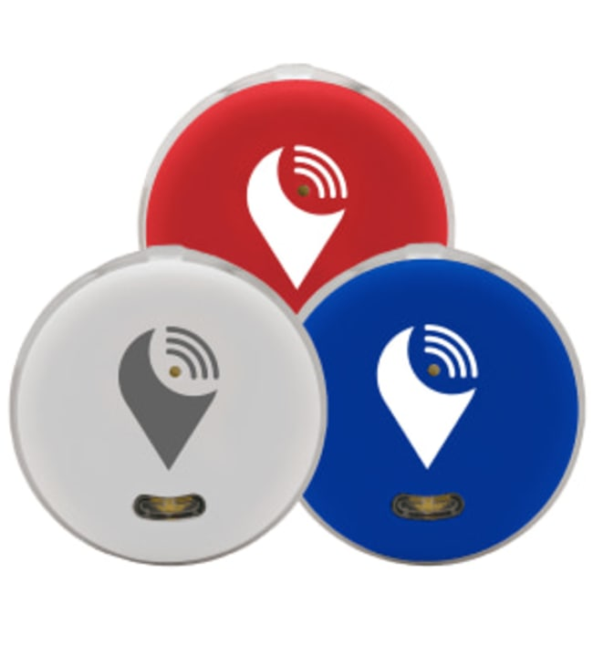 TrackR Bluetooth 3 kpl paikannin