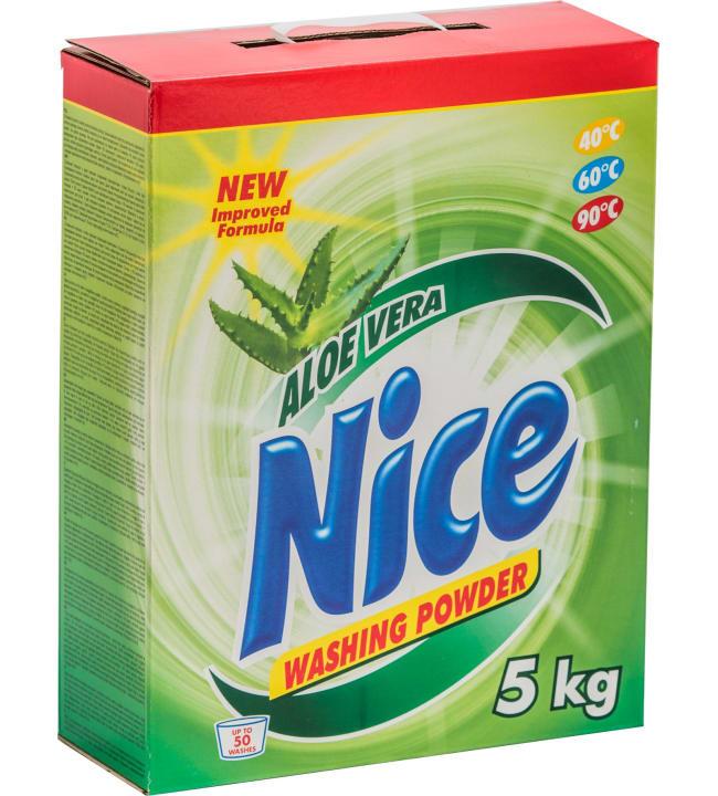 Nice Aloe Vera 5 kg yleispesujauhe