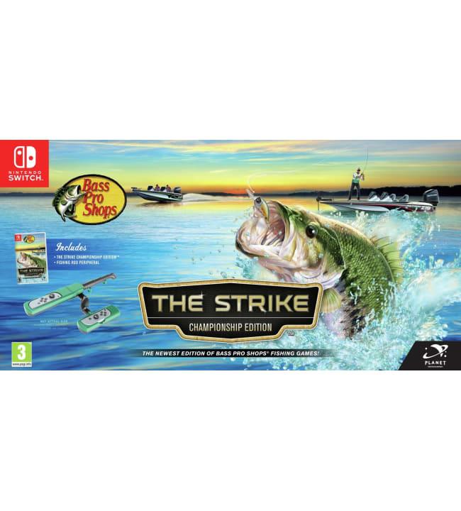Bass Pro Shops: The Strike - Championship Edition Bundle NSW