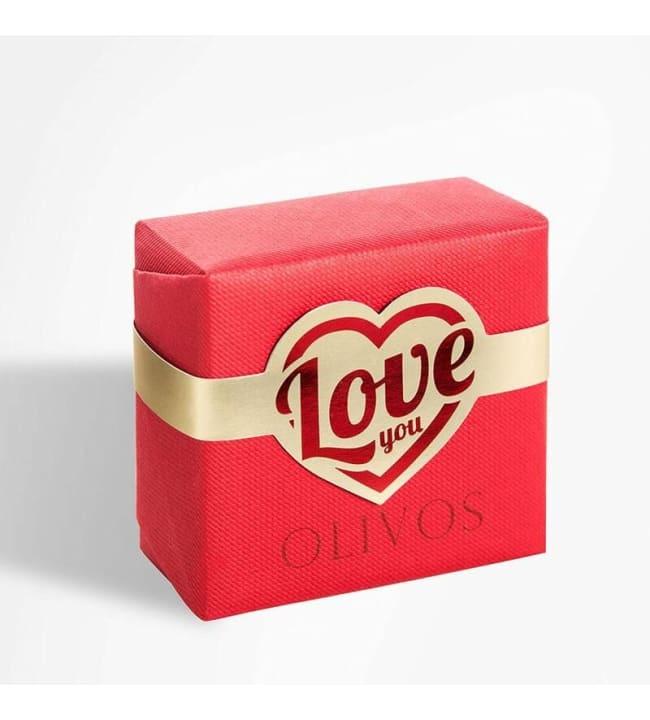 Olivos Love You 150 g oliiviöljysaippua