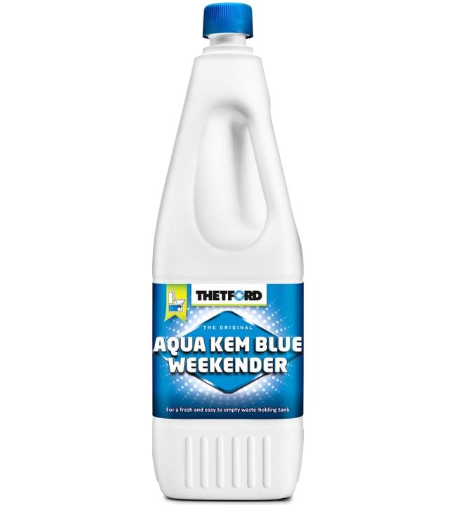 Thetford Aqua Kem Blue Weekender 2l WC-kemikaali