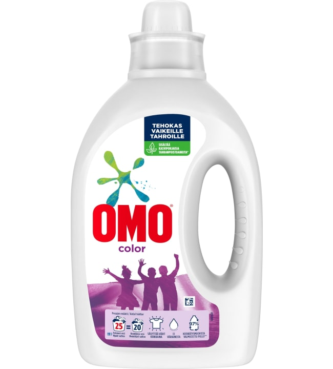 Omo Color 1000 ml pyykinpesuneste