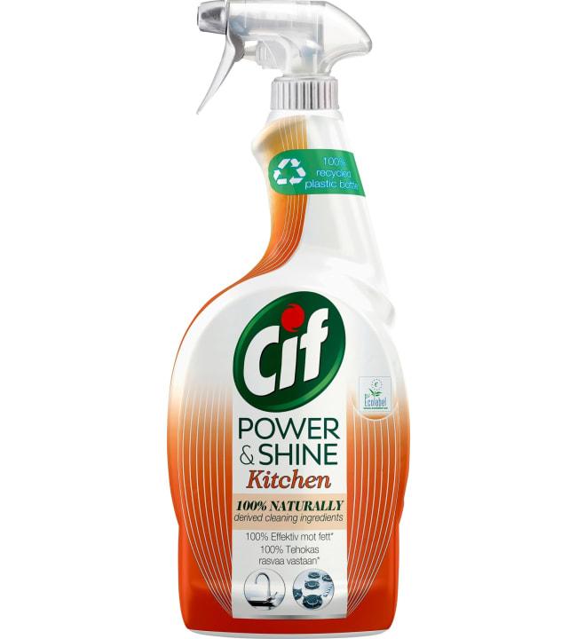 Cif Power & Shine Keittiö 750 ml puhdistussuihke