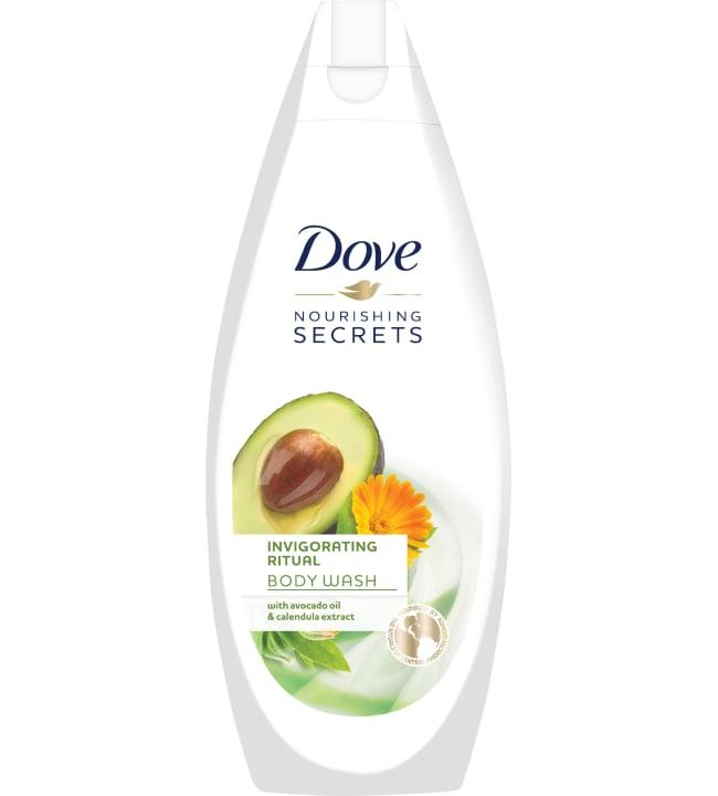 Dove Invigorating Ritual 500 ml suihkusaippua