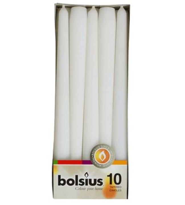 Bolsius 10 kpl antiikkikynttilä