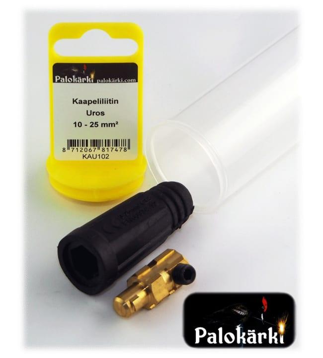 Palokärki 10-25mm uros kaapeliliitin