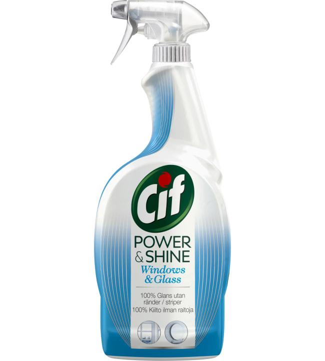 Cif Power&Shine 750 ml ikkunasuihke