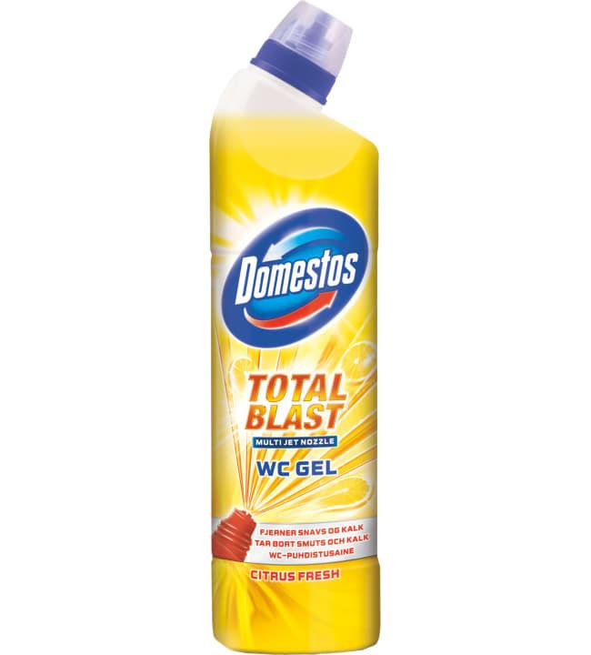 Domestos Total Blast Citrus 750 ml WC-puhdistusaine