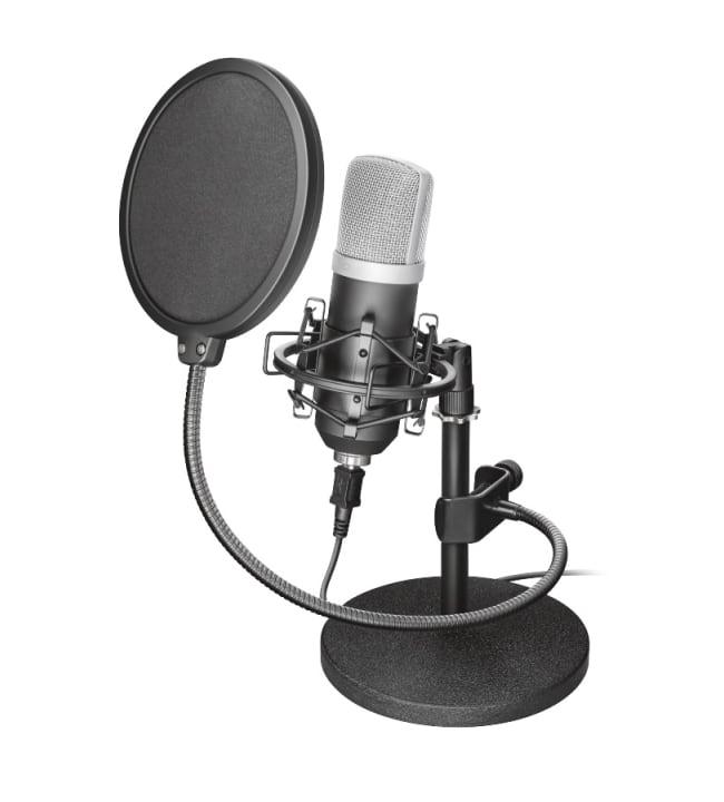 Trust Emita GXT252 Streaming Studio mikrofoni