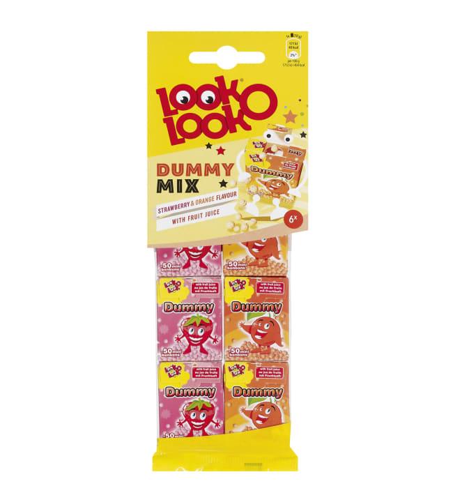 Look-O-Look Dummy Mix 60 g makeisrasiasekoitus