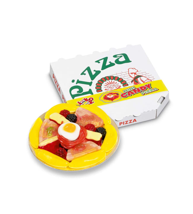 Look-O-Look 85 g Mini Candy Pizza
