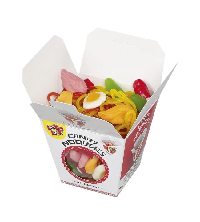 Look-O-Look Candy Noodles 110 g makeissekoitus