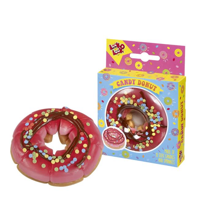 Look-O-Look Candy Donut 130 g makeissekoitus