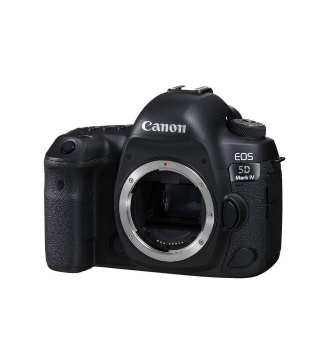 Canon EOS 5D Mark IV järjestelmäkameran runko