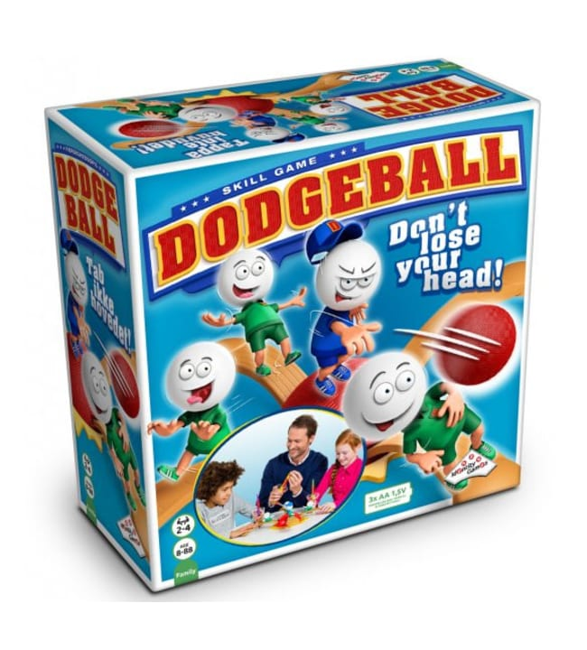 Dodgeball peli