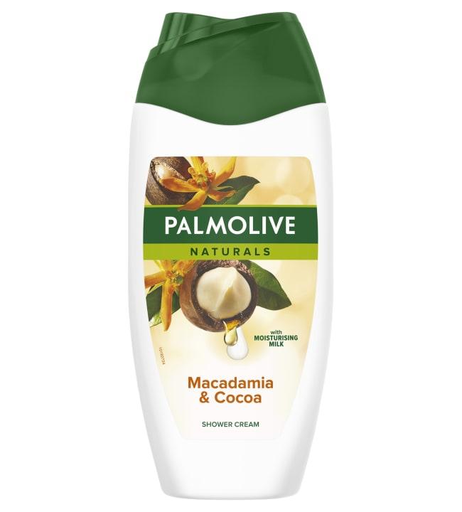 Palmolive Naturals Macadamia & Cocoa 250 ml suihkusaippua
