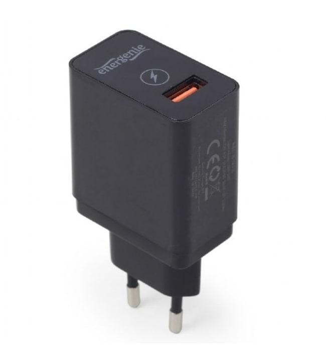 Gembird USB QC3.0 pikalaturi