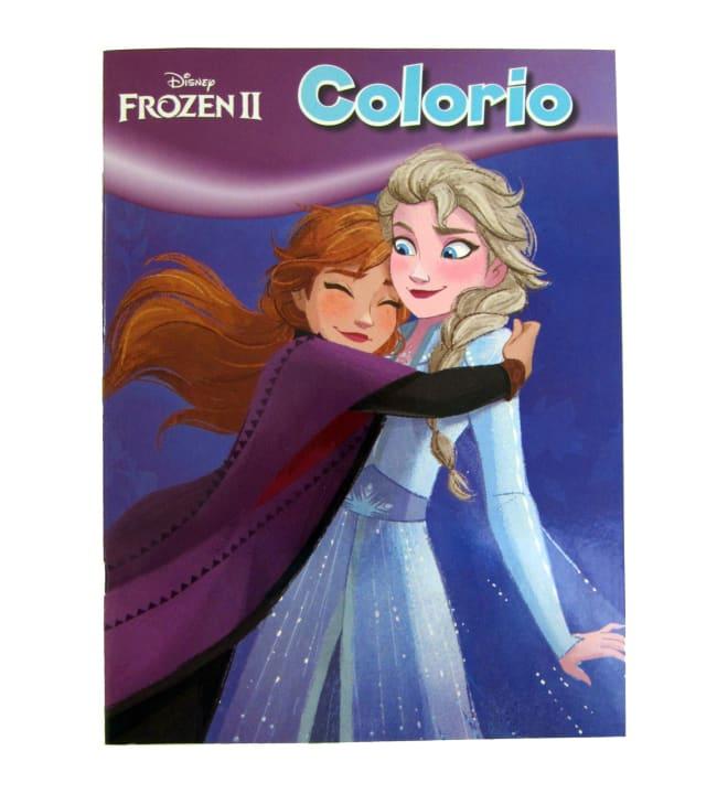 Frozen 2 Halaus värityskirja