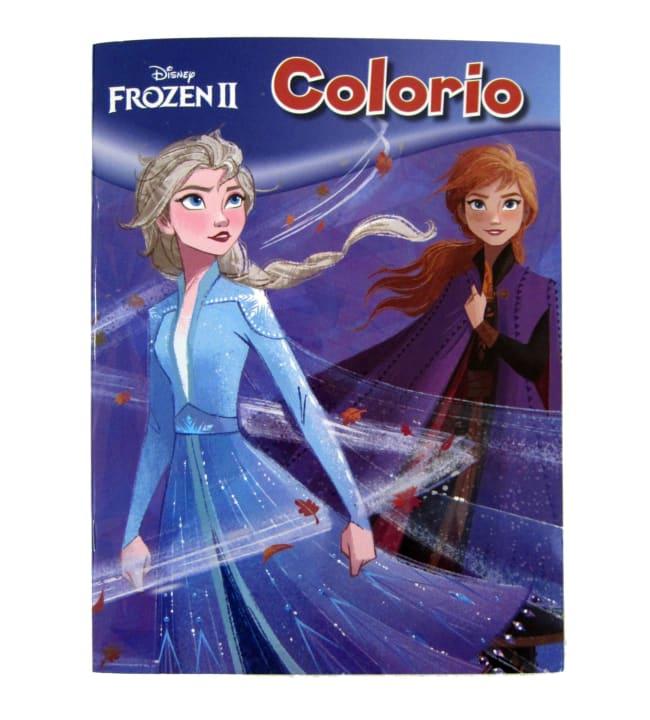 Frozen 2 Tuuli värityskirja