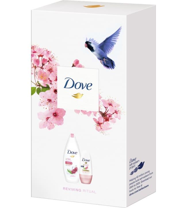 Dove Go Fresh lahjapakkaus