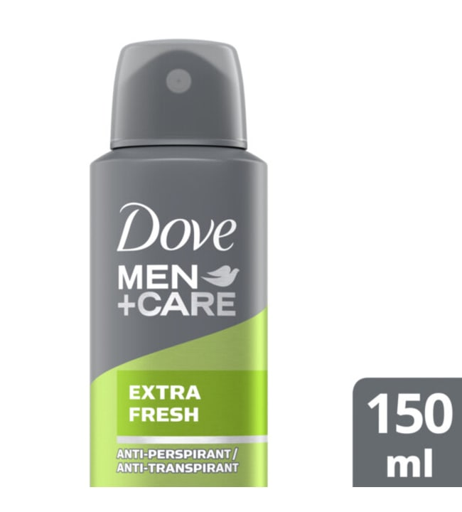 Dove Men+Care Extra Fresh 150 ml ap suihke deodorantti