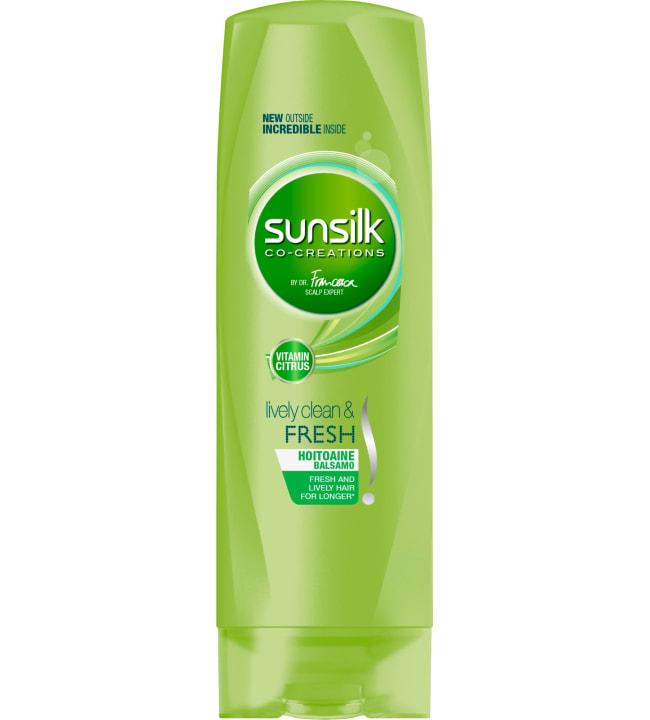 Sunsilk Clean & Fresh 200 ml hoitoaine