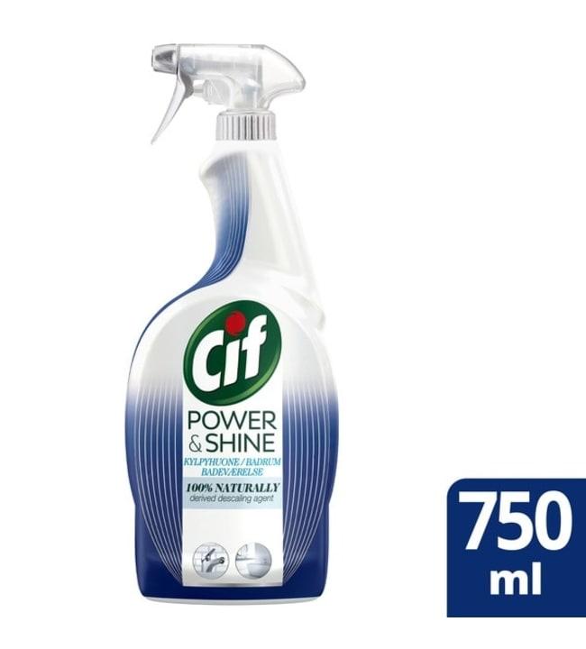 Cif Power&Shine 750 ml kylpyhuonesuihke