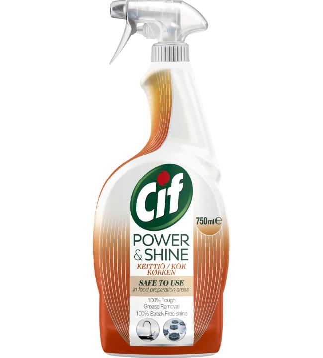 Cif Power&Shine 750 ml keittiösuihke
