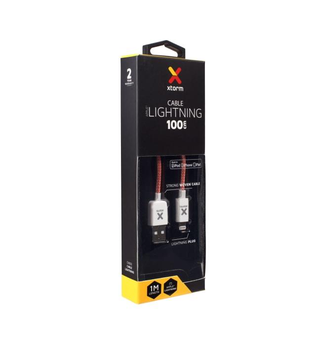 Xtorm CX002 1m USB Lightning kaapeli