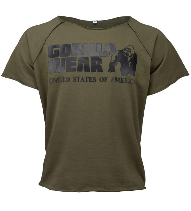 Gorilla Wear Classic Workout miesten t-paita