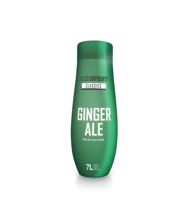 SodaStream Classics Ginger Ale 440 ml tiiviste